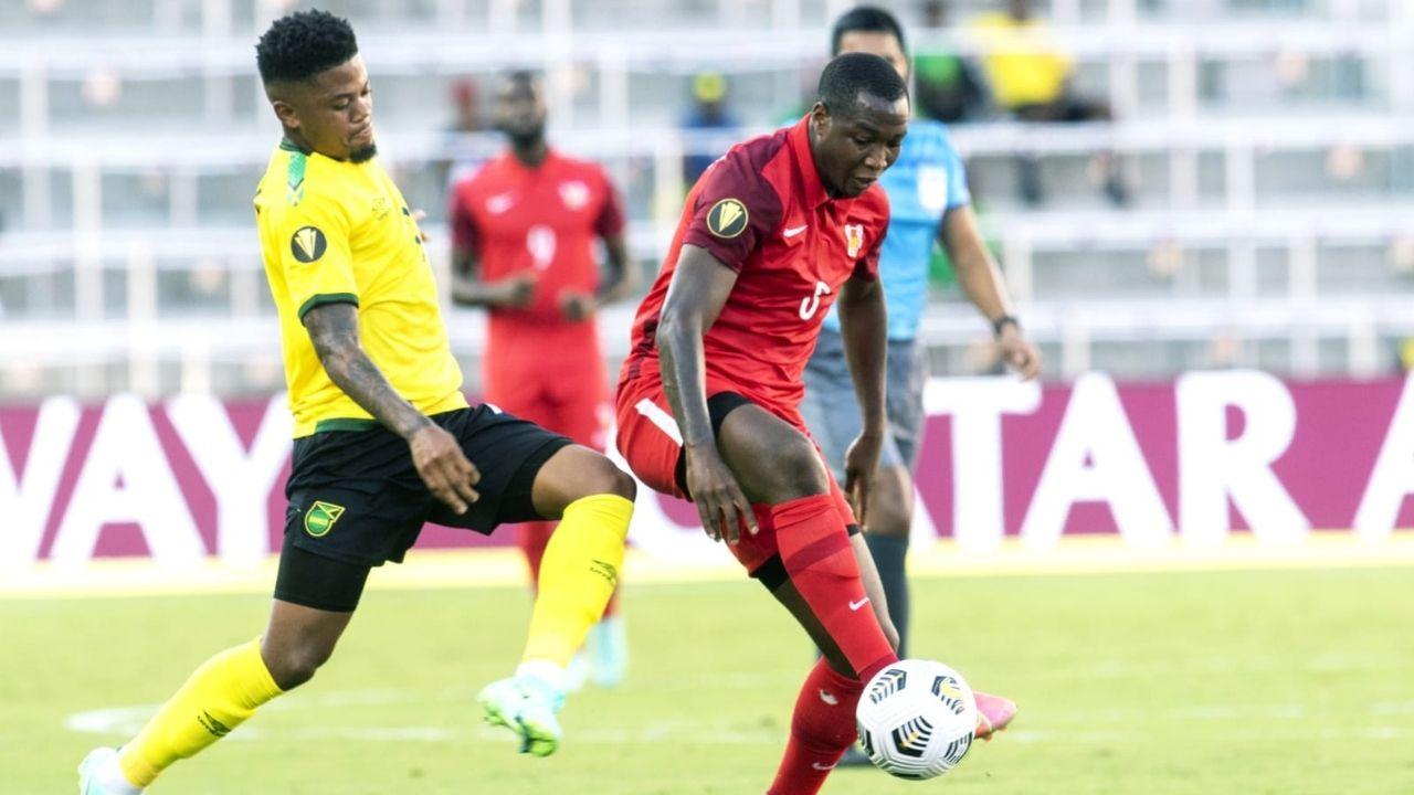 Jamaica derrota a Guadalupe y clasifica a cuartos de la Copa de Oro 2021