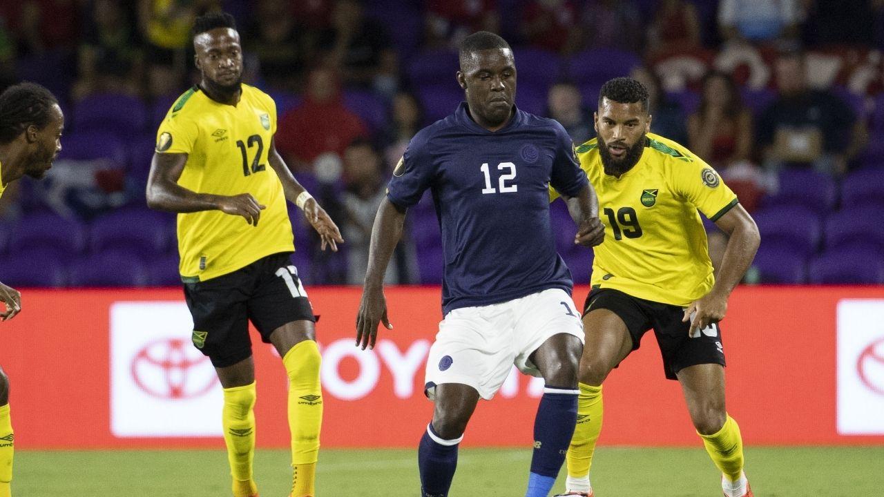 Costa Rica vence a Jamaica y sella el liderato en su grupo de la Copa Oro 2021