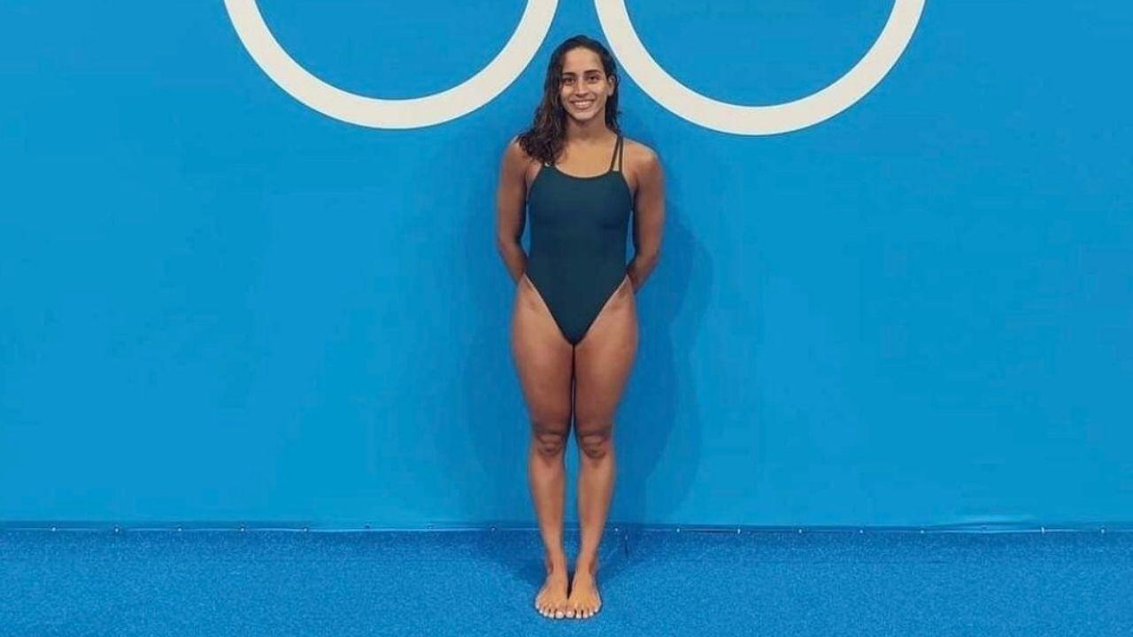 La nadadora hondureña Julimar Ávila clasificó a semifinales en los Juegos Olímpicos Tokio 2020