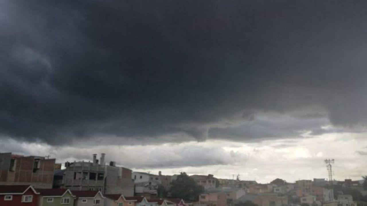 ¡Alerta por lluvias! Dos ondas tropicales ingresarán a Honduras, mira a partir de cuándo