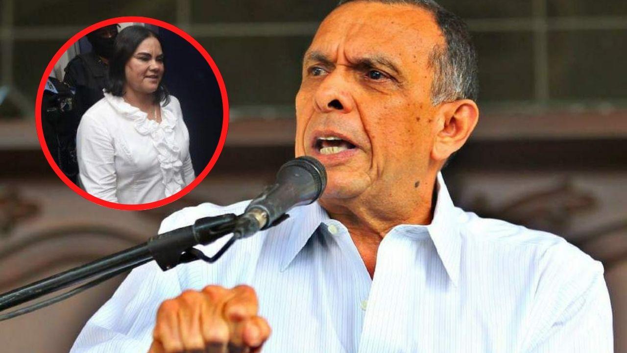 Pepe Lobo responsabiliza al presidente si le pasa algo a Rosa Elena Bonilla: 'es mucha la persecución'