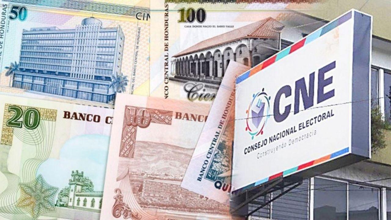 Congreso Nacional aprueba dictamen de la extensión de presupuesto del CNE