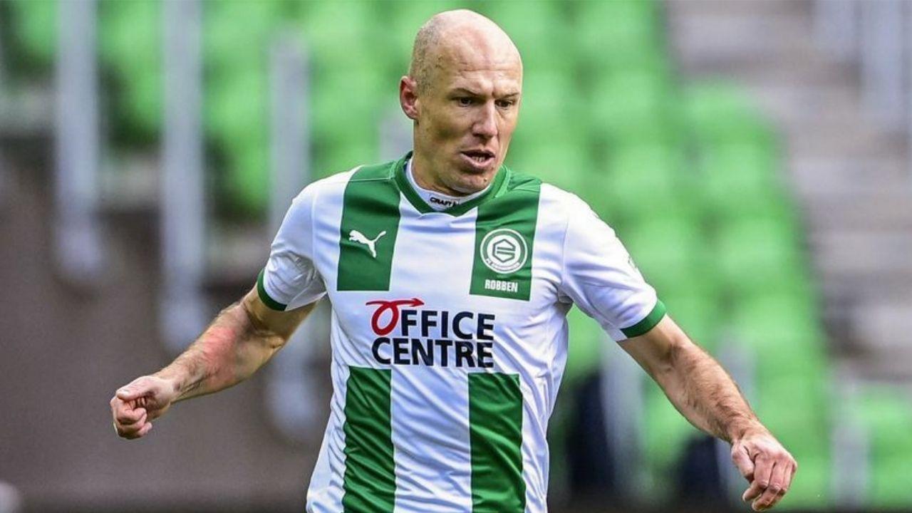 A sus 37 años, Arjen Robben le dice adiós al fútbol