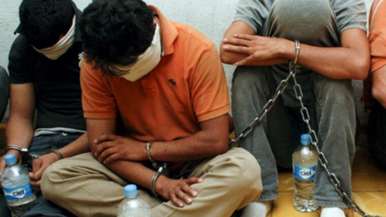 Hondureños sentenciados en México exigían a familiares de migrantes secuestrados entre 500 y 5 dólares por su liberación