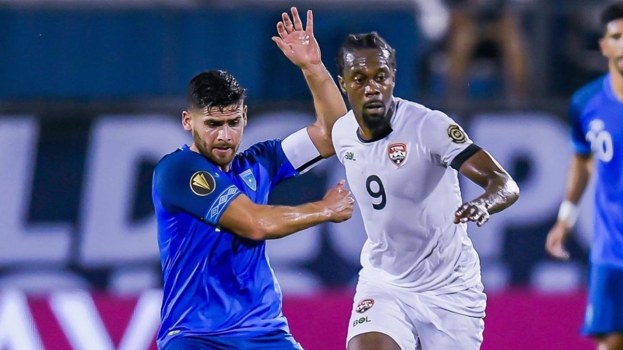Gordillo salvó a Guatemala de irse en blanco de la Copa Oro 2021