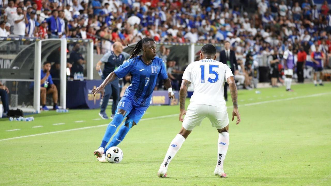 Covid y lesiones, las sensibles bajas de Honduras en Copa Oro previo a enfrentar a México