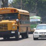 paro sector transporte honduras