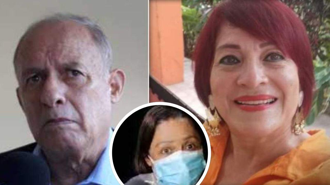 'Mi hermano vio cómo le dispararon a su esposa y está destruido': Hermana de Andrés Urtecho narra cómo ocurrió crimen contra diputada