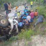 accidente vial honduras