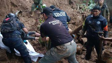Grace impactó la zona norte del estado de Veracruz
