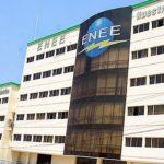 Instalaciones de la ENEE en Tegucigalpa