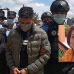 policias llevan a segundo implicado en muerte de la exdiputada carolina echeverria haylock