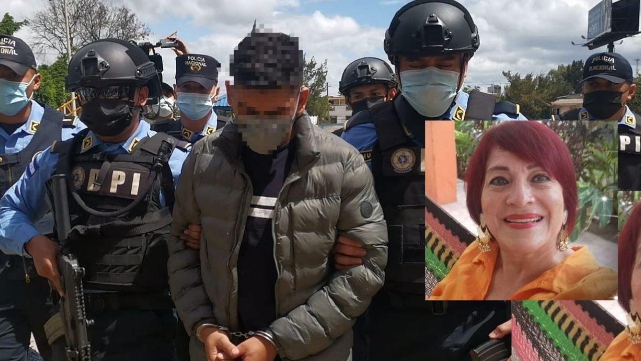 Él es el segundo implicado en el asesinato de la exdiputada Carolina Echeverria que enviado a prisión