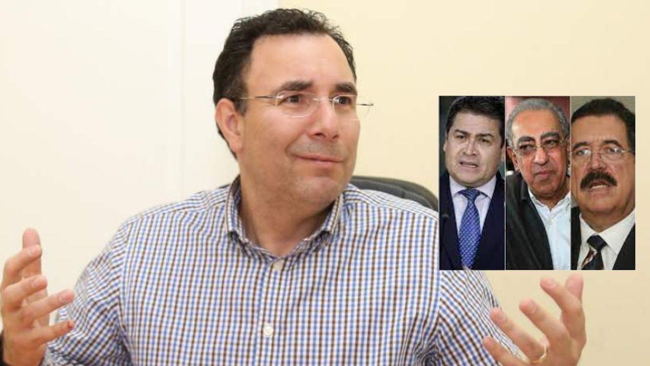 Luis Zelaya acusa a estos políticos de negociar en temas electorales para mantener la 'impunidad'