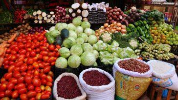 productos basicos en mercado de honduras