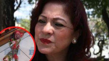 Carolina Echeverría fue asesinada en su casa de habitación.