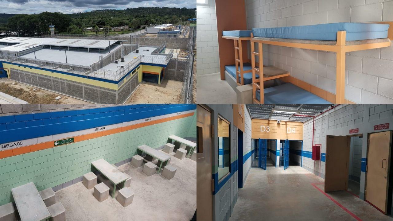 Así es el primer Centro Pedagógico de Internamiento para menores infractores en Francisco Morazán