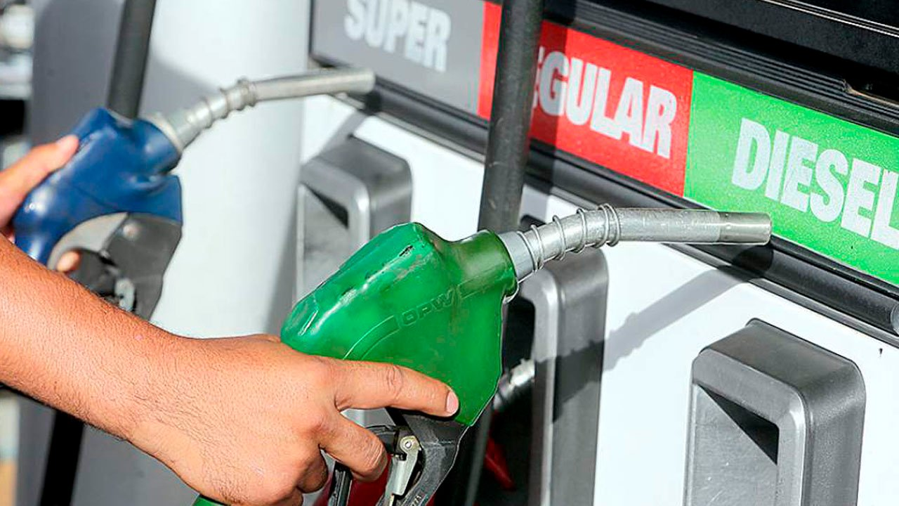 Combustibles en Honduras registrarán un alza en su precio del 2 al 8 de agosto de 2021