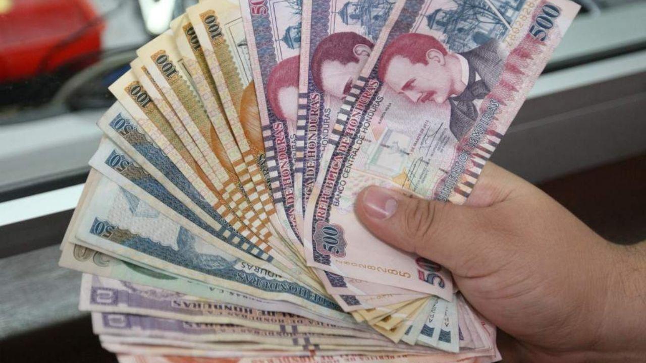 Seis de cada diez lempiras del presupuesto público en Honduras va a pago de sueldos y salarios