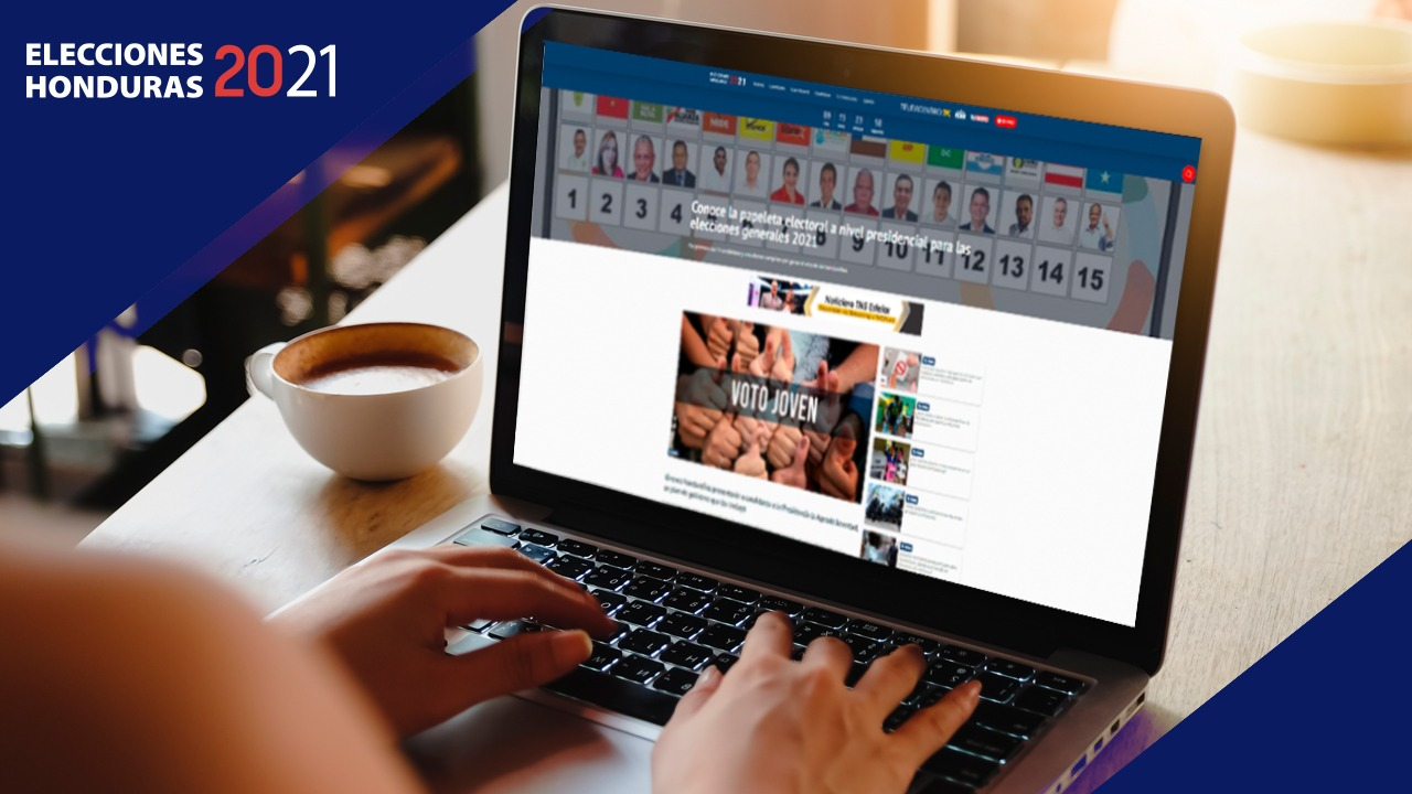 EleccionesHonduras.hn: Encuentra la información electoral más relevante en un solo sitio