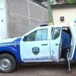 La familia afectada fue trasladas a un hospital de Tegucigalpa.
