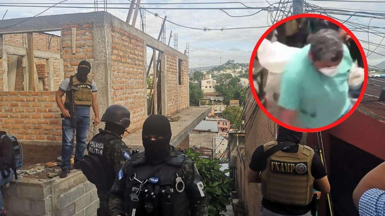Hondureño muere en pleno operativo de la FNAMP en la capital hondureña y familiares claman justicia