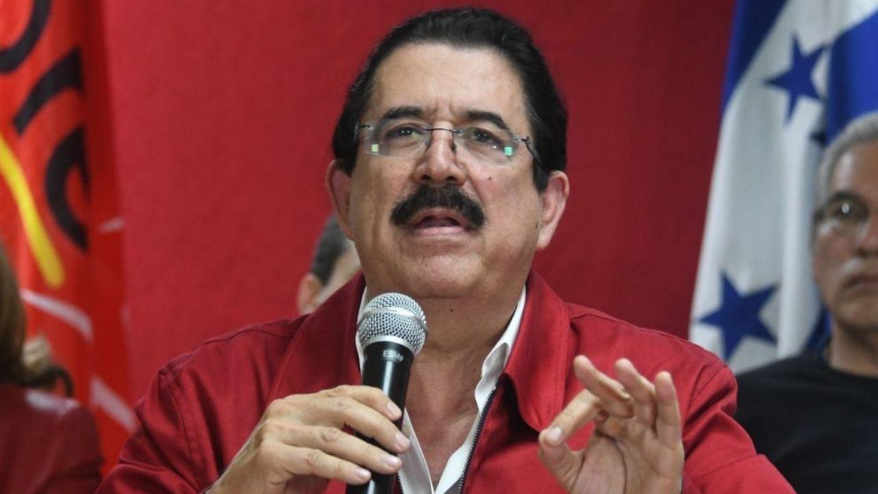 'No hay que vulgarizar la política' : dice Zelaya sobre acusación de Nasralla que lo vendió por millones de lempiras en las elecciones pasadas