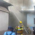 hasta el momento se desconoce la causa del incendio.