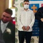 el dia de su boda capturan a supuesto narco en colombia