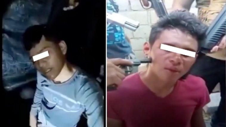 migrantes capturados por crimen organizado en su paso por mexico