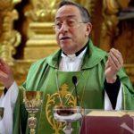 oscar andres rodriguez, cardenal hondureño en homilia dominical