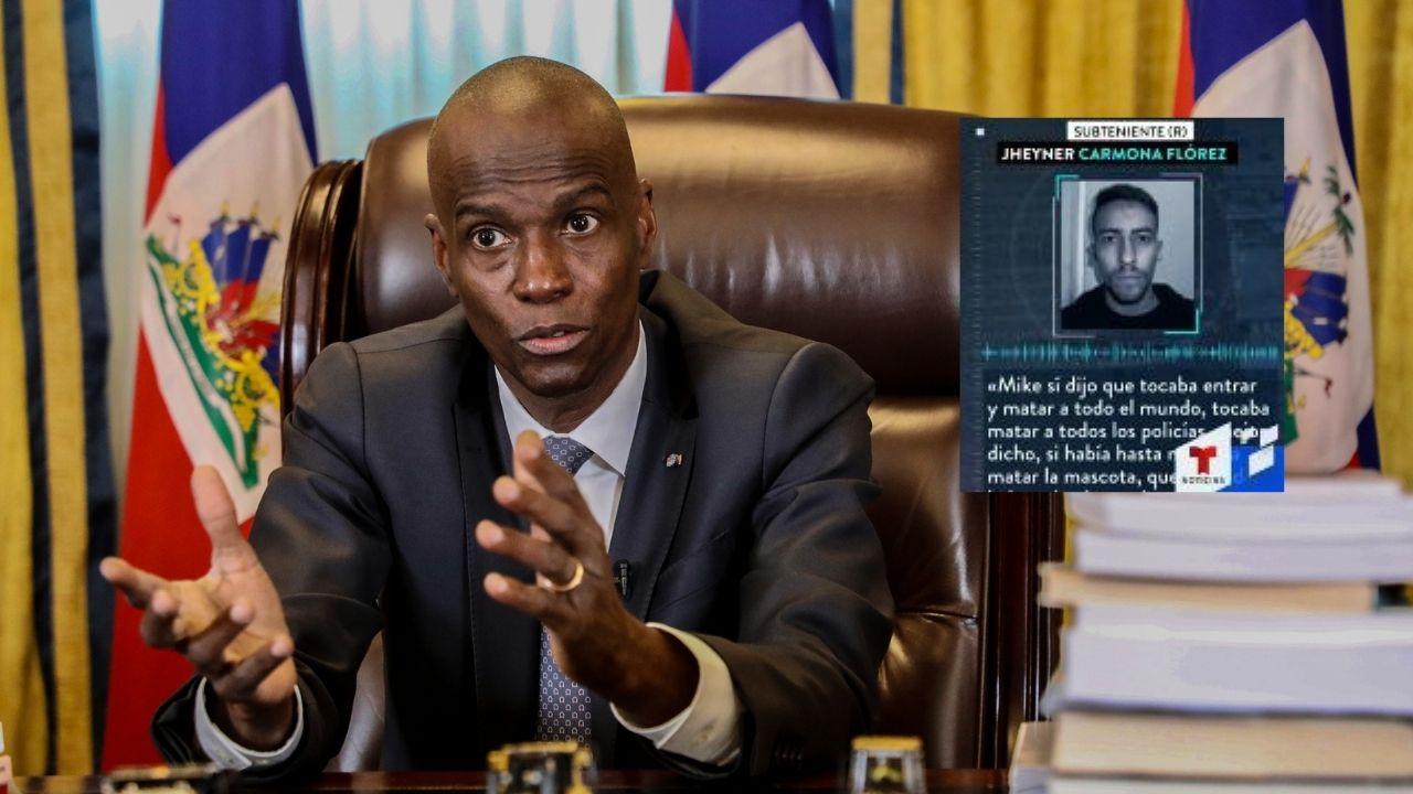 Mercenario colombiano detalla cómo fue el plan para asesinar al presidente de Haití