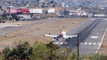 El cierre del aeropuerto Toncontín para vuelos internacionales se da como un hecho