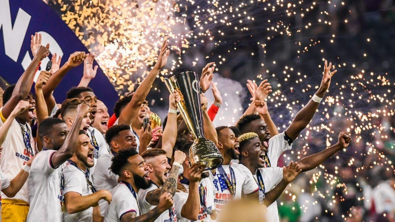 Estados Unidos derrota a México y se queda con la Copa Oro 2021