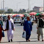 Reabren el aeropuerto de Kabul