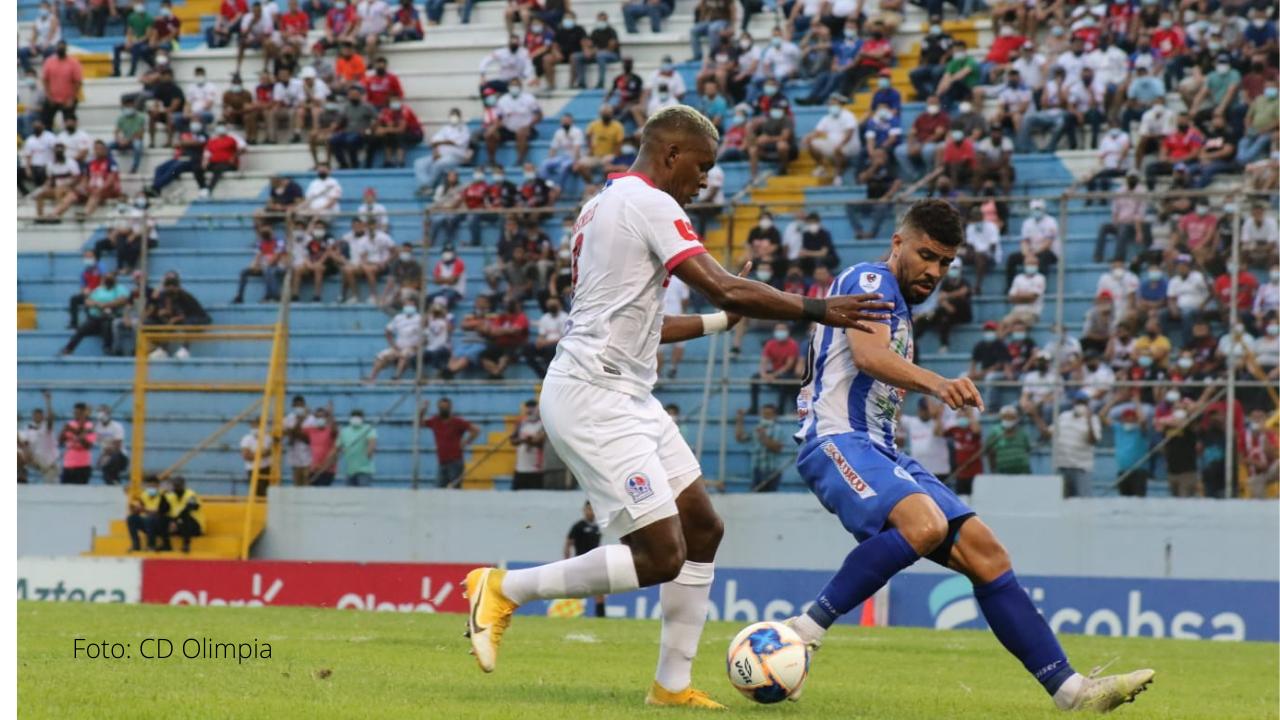 Los Leones golearon a la Jaiba en el estadio Morazán