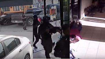 hombres armados liberan a narcotraficante