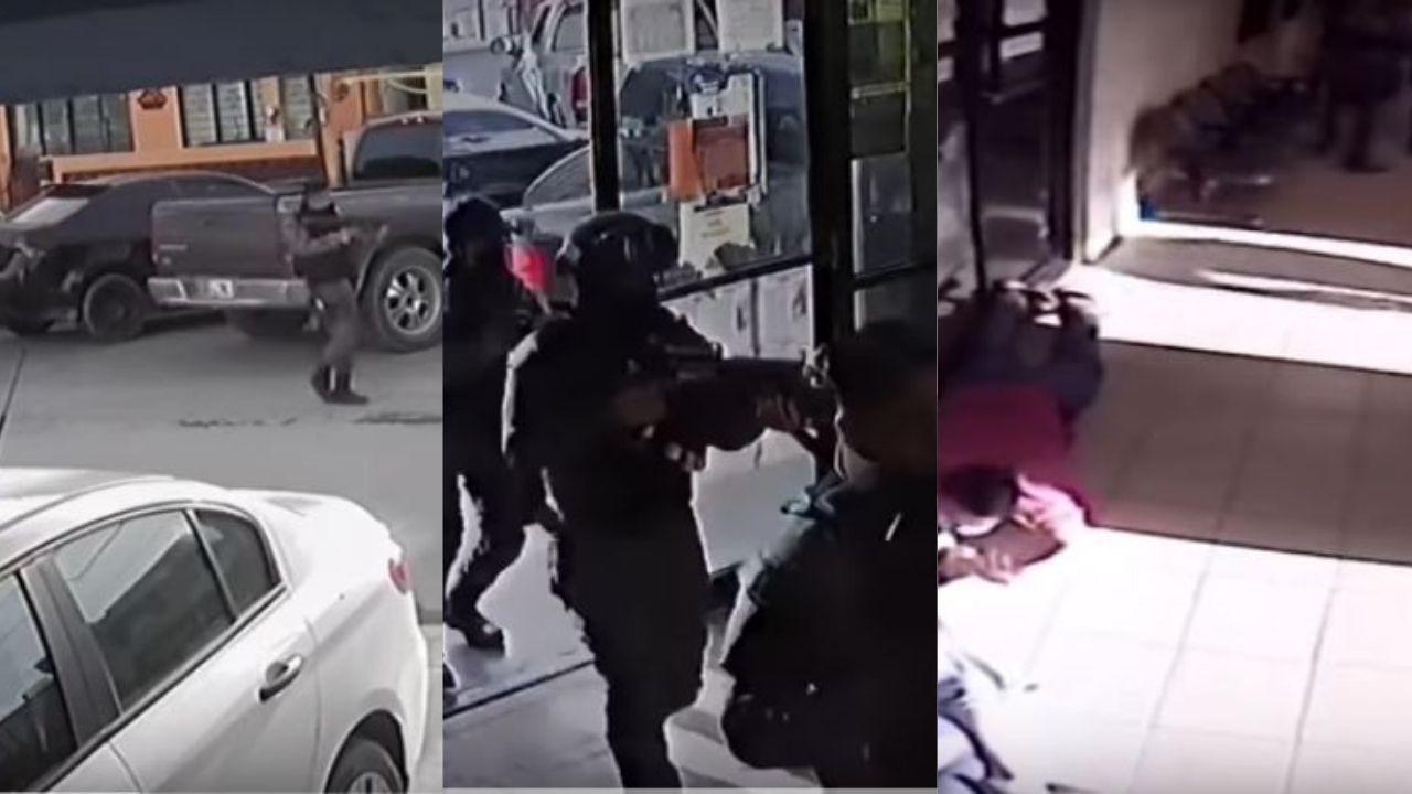 Así fue la liberación del narcotraficante 'El Calamardo'  por grupo armado en México