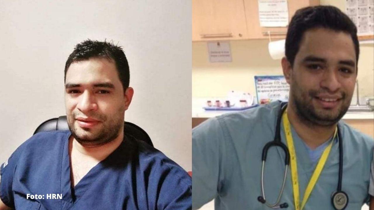 Así ejecutaron sicarios crimen contra joven médico hondureño en Copán, según informe policial