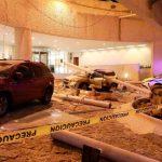 edificios dañados tras sismo 7.1 registrado en mexico