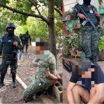 personas detenidas pertenecientes a la operacion alkaeda