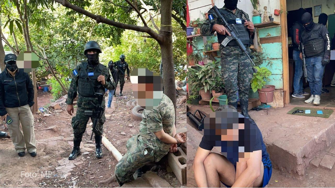 Así opera la estructura criminal 'Alkaeda' en la capital hondureña, mira en qué colonias tiene presencia