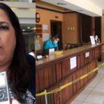 dina nuñez, presidenta pequeños hoteles honduras