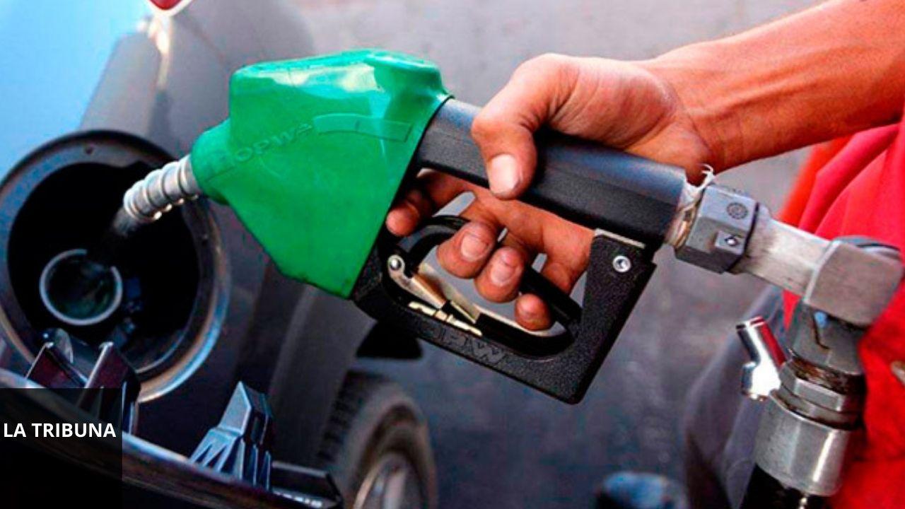 El lunes 13 de septiembre entran en vigor los nuevos precios de los combustibles en Honduras