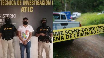 hondureño capturado agentes atic collage foto patrulla policial cintillo sucesos