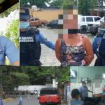 collage de personas que fueron victimas de la violencia en honduras