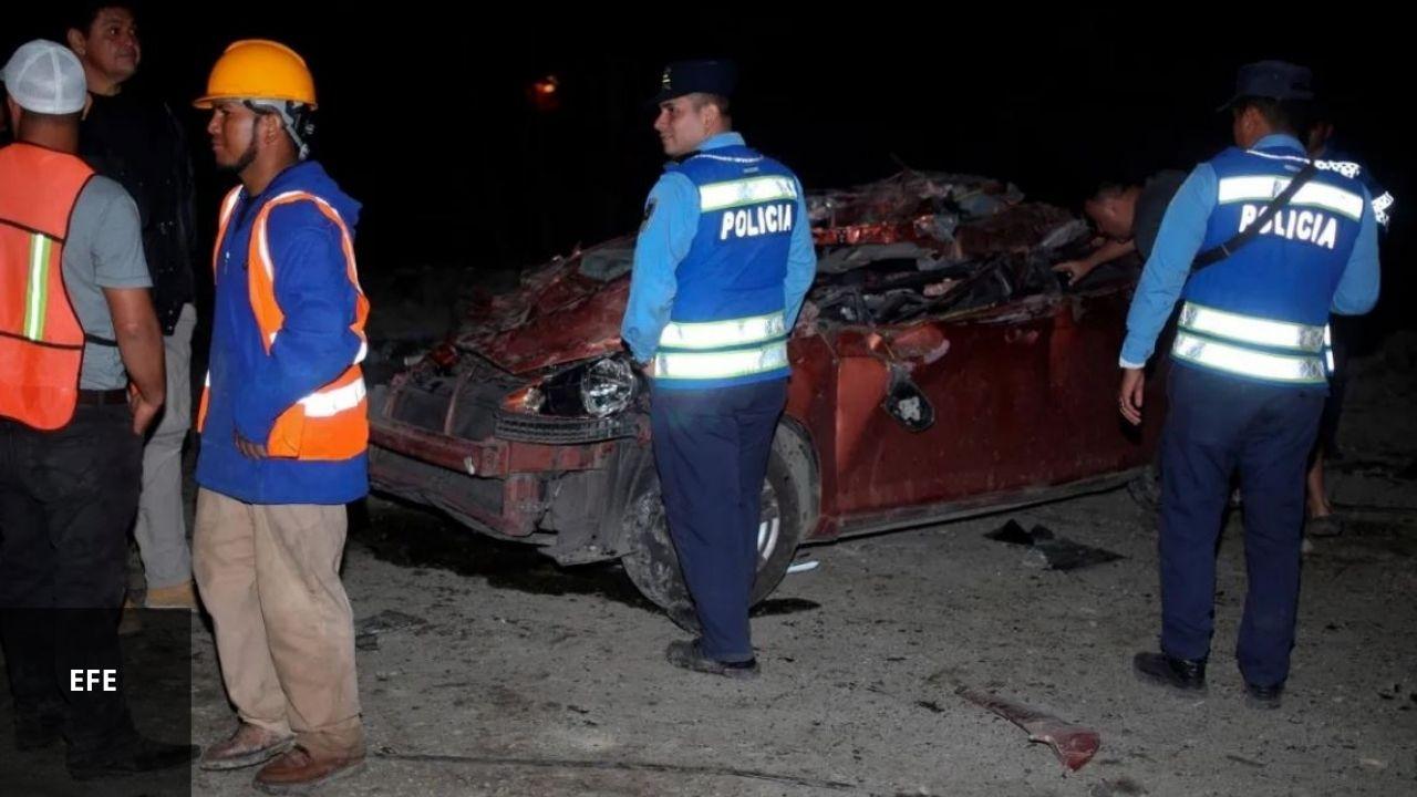 Cerca de 900 hondureños resultaron lesionados en accidentes de tránsito en lo que va del 2021