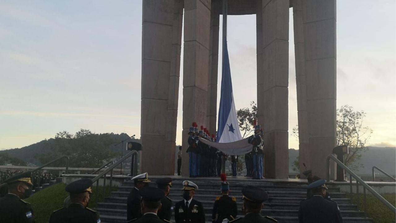 Día de la Bandera: Honduras inicia fiestas patrias este 1 de septiembre
