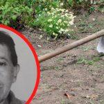 Con un azadón, hombre mató a su sobrino