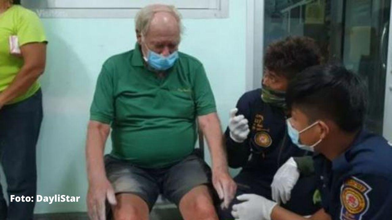 Un hombre de 78 años se tomó una cerveza y acabó perdido durante cuatro días en un bosque de Tailandia